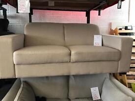 Ex display Two Seater sofa