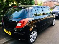 Vauxhall corsa 2007 1.2 petrol in very good condition