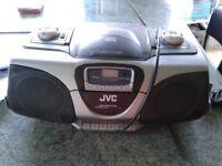 CD-radio-cassettes JVC rc-bx330