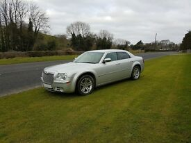 Chrysler 300c 3.0 v6 diesel Automatic MOT