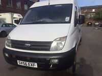 56 plate - LDV maxus - 120 lwb - new flywheel and clutch - refurbished engine - like new