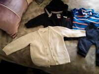 Boys 6-9months NEXT clothes