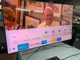 Samsung QLED 55 Inch Smart 4K Ultra HD Q7F