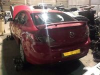 2009 Mazda 6 2.2 Diesel Red Manual BREAKING for Spares Parts
