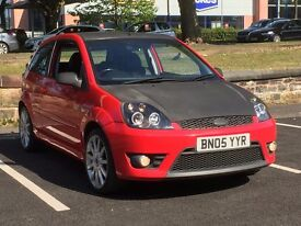 2005 FORD FIESTA 2.0 ST 3 DR LEATHER * UPGRADES * MINT CONDITION * LOW MILES * PART EX * DELIVERY *