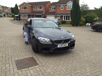 Bmw f10 520d m5 body kit fully loaded over 20k on extrases reduced from 17500