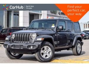 2018 Jeep WRANGLER UNLIMITED New Car JL Sport 4x4|Tech.Pkg|Hardt