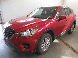 2016 Mazda CX-5 GS! BACK-UP CAM! NAV! LEATHER INTERIOR!