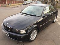 BMW 318 CI SE AUTOMATIC COUPE E46 **1 PREVIOUS OWNER** QUICK SALE