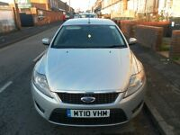 Ford Mondeo 1.8 TDCI with PCO Licence