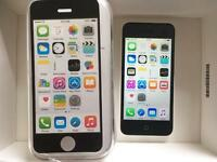 iPhone 5c Unlocked white Excellent condition