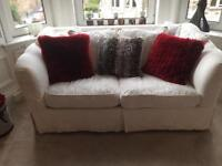 Fantastic condition, washable 2 seater couch sofa