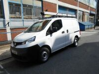 2011 NISSAN NV200 SE 15DCI YEAR MOT S/HISTORY ROOF RACK EURO 5 REAR CAMERA BLUETOOTH EXCELLENT RUNNE