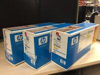 HP Color LaserJet Cyan/Yellow/Magenta