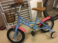 """Dawes L'il Duchess 12"""" children's bike"""