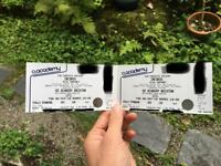Incubus music tickets for the o2 Academy gig in Brixton on 6th September