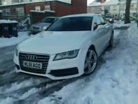 Audi a7 s line qatro