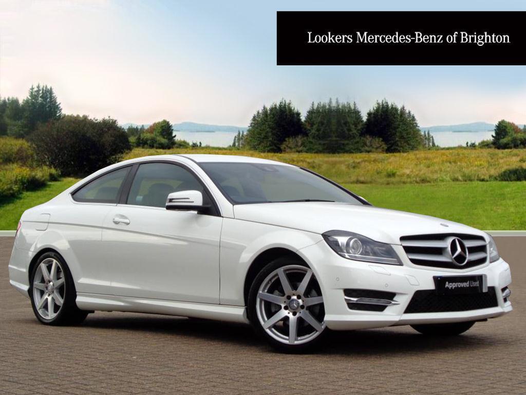 Mercedes benz c class c180 amg sport edition premium for Mercedes benz c 180