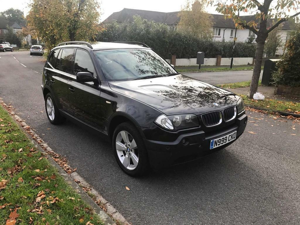 Bmw X3 3.0 Sport Auto ,, Drives Perfect ,, Good Condition ,, px ( Mercedes Audi Ford Vw )