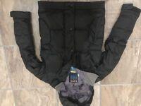 Burton Women's Dandridge Down Snow Jacket - Black - Size M
