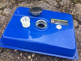 Banger Racer Generator Fuel tank with gauge and cap ,Static Race Engine Jig