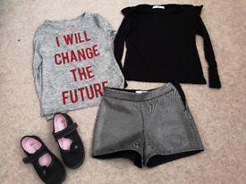 Bundle clothes girls age 5-6