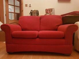 Comfy 2 seater sofa £30