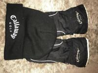 Callaway winter set - hat and mitts