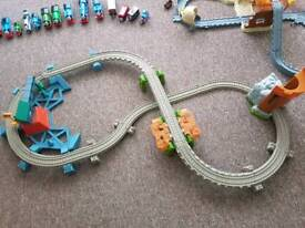 Thomas the tank engine track master EXCELLENT CONDITION Boxed