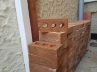 154 Red Bricks 65mm