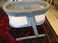 Babylo snug sleeper crib free