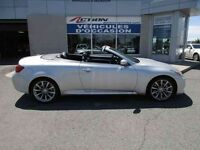 2010 Infiniti G37 COUPE SPORT PACKAGE CONVERTIBLE,AUTO,CUIR,FULL