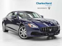 Maserati Quattroporte DV6 (blue) 2017-09-01