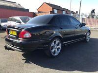 Jaguar X-Type 2.0 D Classic 4dr - 2005, 12 Months MOT, 3 Owners, Service History, ST ALLOYS, £1495
