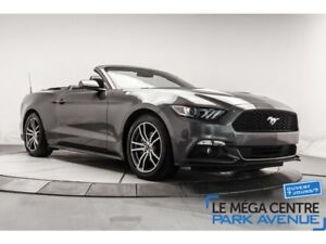 2015 Ford Mustang EcoBoost Premium, CUIR, CAMERA, BLUETOOTH