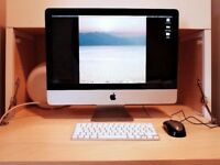 Apple iMac 21.5 inch Desktop (3.06GHz Intel Core 2 Duo processor)