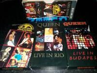 Box set Queen Videos