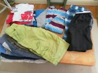 Assorted boys clothes age 9/10 and 10/11 years