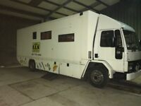 Ford Iveco/cargo race lorry 7.5 ton