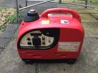 Clarke IG1000 1 kW Inverter Generator