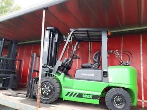 Chariot Élévateur VMAX neuf moteur Mitsubishi au propane