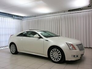 2011 Cadillac CTS CTS4 AWD 3.6 L 2DR COUPE, ONE OWNER, NAV, SUNR