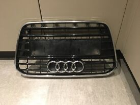 Audi A6 Front grill. Brilliant condition. For 2011 model onwards