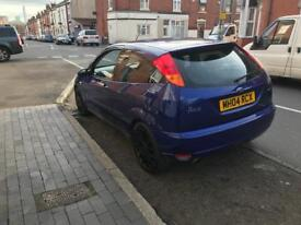Ford Focus ST Spec 170BHP