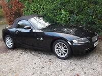 2008 (08) BMW Z SERIES 2.0 Z4 I SE ROADSTER 2DR 1 FORMER KEEPER FULL SERVICE HISTORY