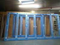 Warmcore Aluminium Bi folding /Sliding door 3 meter £2195.00