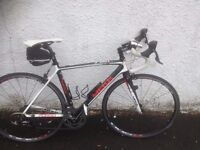 Mekk Poggio Road Bike/racing bike. Fully serviced, fully safe and ready to go.