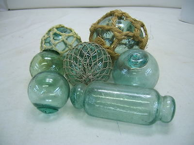 Glass Fishing Floats Collectors Starter Pack Vintage