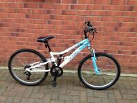 OCEANA Apollo girls bike 24""