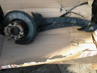 Jaguar X-Type Trailing Arm with Hub